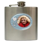 Love You Hip Flask - Hip Flask (6 oz)