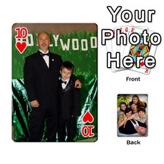 Family Card Deck By Henri Lynn Bryan   Playing Cards 54 Designs   L6npj8dgdic8   Www Artscow Com Front - Heart10