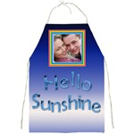 Hello Sunshine Apron - Full Print Apron