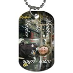 Noble - Dog Tag (Two Sides)