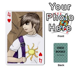 Ub Cards By Vickie Boutwell   Playing Cards 54 Designs   Uq8ulw93o2jd   Www Artscow Com Front - Heart4