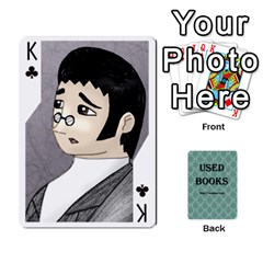King Ub Cards By Vickie Boutwell   Playing Cards 54 Designs   Uq8ulw93o2jd   Www Artscow Com Front - ClubK