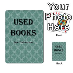 Ub Cards By Vickie Boutwell   Playing Cards 54 Designs   Uq8ulw93o2jd   Www Artscow Com Back