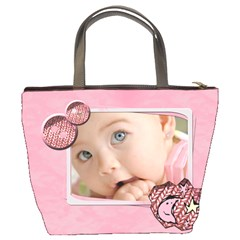 Baby Girl   Bucket Bag By Carmensita   Bucket Bag   Tiy9ksp5meev   Www Artscow Com Back