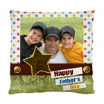 dad - Standard Cushion Case (Two Sides)