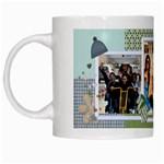 Dhruv1 - White Mug
