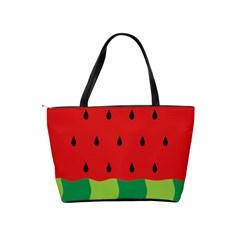 Fruit  By Clince   Classic Shoulder Handbag   Tkt3z1rktjmy   Www Artscow Com Back