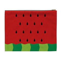 Fruit  By Clince   Cosmetic Bag (xl)   T21zoafep5gr   Www Artscow Com Back