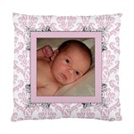 Baby Girl 2 Sided Cushion Case - Standard Cushion Case (Two Sides)