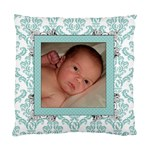 Baby Boy 2 Sided Cushion Case - Standard Cushion Case (Two Sides)