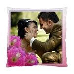Pretty as a Picture cushion case (2 sided) - Standard Cushion Case (Two Sides)