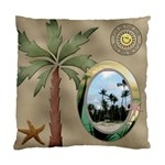 Fun in the Sun 2-Sided Cushion Case - Standard Cushion Case (Two Sides)