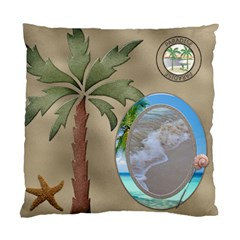 Fun In The Sun 2 Sided Cushion Case By Lil    Standard Cushion Case (two Sides)   Or2zpp62wngi   Www Artscow Com Back