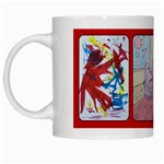 art - White Mug