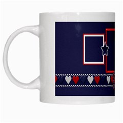 My Country Mug 1 By Lisa Minor   White Mug   Mjagbcrkndct   Www Artscow Com Left