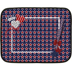 My Country 2 Sided Blanket 1 By Lisa Minor   Double Sided Fleece Blanket (mini)   Vb9n1m4iodiz   Www Artscow Com 35 x27 Blanket Front