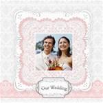 wedding - Canvas 12  x 12