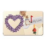 Love Magnet - Magnet (Rectangular)