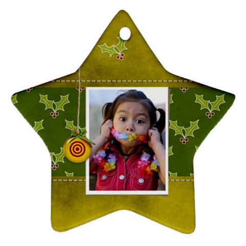 Ornament Star8 By Jennyl   Ornament (star)   O3pi1ilmz4u1   Www Artscow Com Front