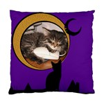 I love cats - Cushion - Standard Cushion Case (Two Sides)