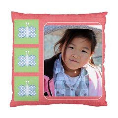 Friends1 By Lihua Ma   Standard Cushion Case (two Sides)   N7oxhnss7gif   Www Artscow Com Front