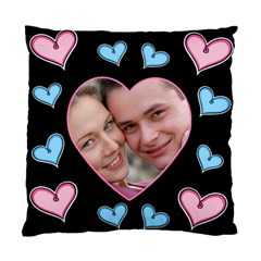 Love Cushion Case (2 Sided) By Deborah   Standard Cushion Case (two Sides)   W98kqk7ktp21   Www Artscow Com Back