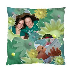 Daisy Cushion Case (2 Sided) By Deborah   Standard Cushion Case (two Sides)   Tuqmld2ts2oh   Www Artscow Com Front