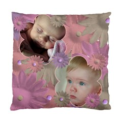 Daisy Cushion Case (2 Sided) By Deborah   Standard Cushion Case (two Sides)   Tuqmld2ts2oh   Www Artscow Com Back