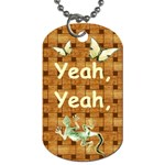 I ve Heard It ... Kenneth #10 - Dog Tag (Two Sides)