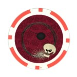 Pirate-poker chip - Poker Chip Card Guard