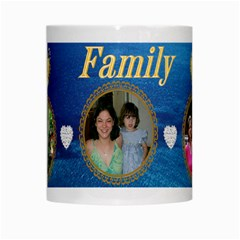 Family Mug By Kim Blair   White Mug   43s770nyac7c   Www Artscow Com Center