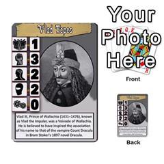 Mj   Deck 2 By Pierre   Multi Purpose Cards (rectangle)   Rmi43ggil3mx   Www Artscow Com Front 23