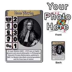 Mj   Deck 2 By Pierre   Multi Purpose Cards (rectangle)   Rmi43ggil3mx   Www Artscow Com Front 25