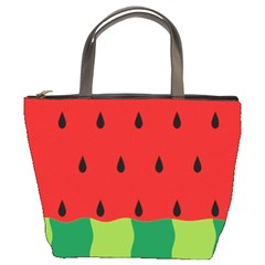 Summer Food By Clince   Bucket Bag   Upndld1866z0   Www Artscow Com Front