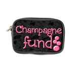 Champagne fund coin purse