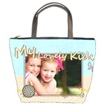 my kids - Bucket Bag