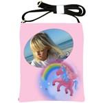 Unicorn Sling Bag - Shoulder Sling Bag