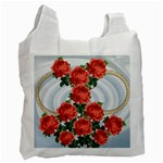 Roses recycled bag - Recycle Bag (Two Side)