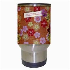 Beauty/friends/oriental Travel Mug By Mikki   Travel Mug (white)   8xczudgbnznf   Www Artscow Com Center