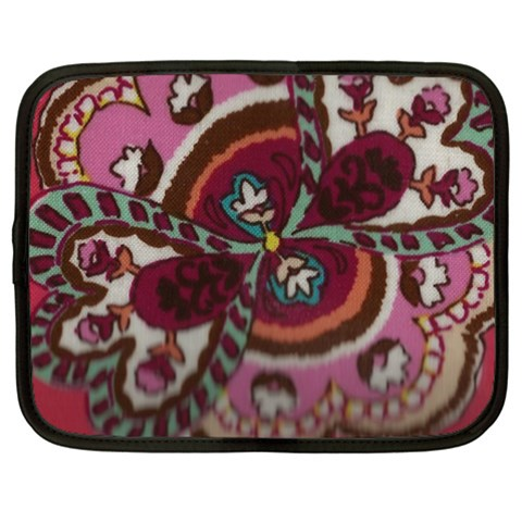 Pink Netbook Case By Eleanor Norsworthy   Netbook Case (xxl)   O2yqlp9vzwb9   Www Artscow Com Front