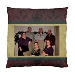 Grandma Cushion Case 2 - Standard Cushion Case (Two Sides)