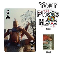 Family Cards By Ashley   Playing Cards 54 Designs   T9rhhe5bf9w5   Www Artscow Com Front - Club6