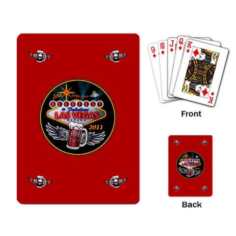 Zbf Vegas Cards By Michael Summers   Playing Cards Single Design   Vuz2l2qr5zb0   Www Artscow Com Back