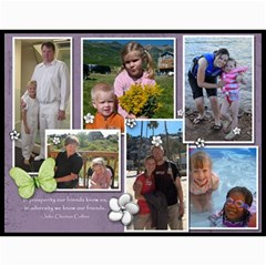 Stoddard Family Calendar By Natalie   Wall Calendar 11  X 8 5  (12 Months)   9vqyhfhhxhov   Www Artscow Com Month