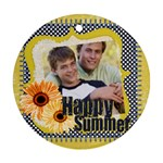 summer - Ornament (Round)