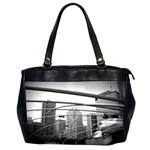 Sherri - Oversize Office Handbag (2 Sides)