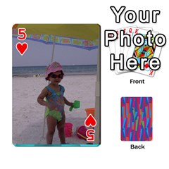 Photo Playing Cards By Lou Fazio   Playing Cards 54 Designs   Sfa42x0eei98   Www Artscow Com Front - Heart5