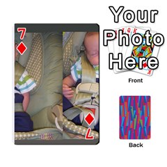 Photo Playing Cards By Lou Fazio   Playing Cards 54 Designs   Sfa42x0eei98   Www Artscow Com Front - Diamond7