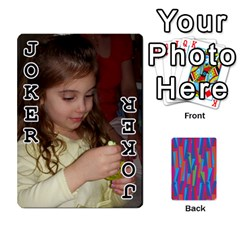 Photo Playing Cards By Lou Fazio   Playing Cards 54 Designs   Sfa42x0eei98   Www Artscow Com Front - Joker1