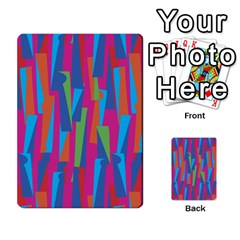 Photo Playing Cards By Lou Fazio   Playing Cards 54 Designs   Sfa42x0eei98   Www Artscow Com Back